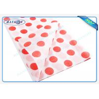 China Different Gram PP Spunbond Non Woven Products Non Woven Table Cover For Resturant wholesale