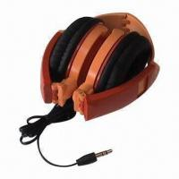 China Wired Headphone, Decorated by Customers' with Any Picture wholesale