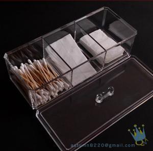 China CB (58) 3 drawer acrylic makeup organizer wholesale