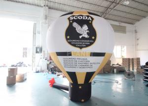 China Custom Outdoor Giant Balloon Advertising Grand Inflatable Ground Advertising Balloons With Logo For Advertisement wholesale