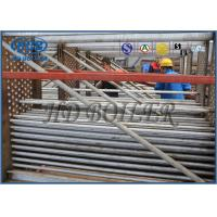 China Air Cooled Steel Finned Tube Bundle Heat Exchanger For Boilers , Flue Gas Heat Exchanger wholesale