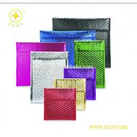 China Customized Gold Bubble Mailer/ colored Metallic printed decorative protective padded envelopes wholesale