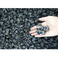 China High Purity Calcined Anthracite Coal CAC Low Ash As Carbon Additive Filter Media wholesale