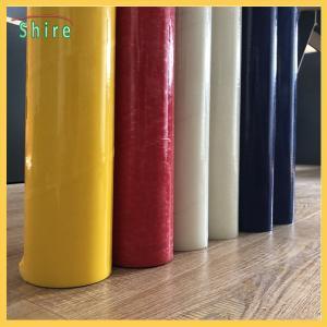 China Temporary Hard Floor Protection Film , Acrylic Glue Multi Surface Protection Film wholesale