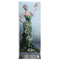 China X Graphic Banner Stand Display Heat Transfer Printing Easy Transport wholesale