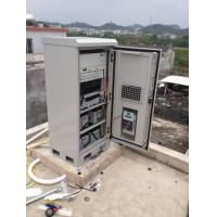 China DDTE008, 19 Inch Rack Hot Sale Outdoor Telecom Power Cabinet / Base Station Enclosure wholesale