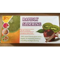 China Rapid Fruit Natural Slimming Tablets , High Effective Slimming Advanced Capsule wholesale