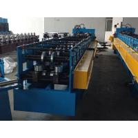 Chain Driving U Purlin Channel Truss Furring Cold Forming Machine CE Compliance