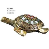 China Home Decoration Polyresin Turtle Statue (D24-72007) wholesale