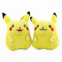 China Pokemon Plush Doll, Soft Style, Measures 4 to 6 Inches wholesale