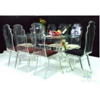 China FU (22) clear acrylic vintage furniture wholesale