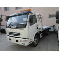 China China New Condition Wrecker Flatbed Tow wrecker truck For Sale wholesale