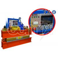 China 54 Inch Steel Cord Conveyor Belt Hot Vulcanizing Press 200 PSI CE Certification wholesale