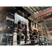 China 2nd Hand 3800MM - 350M/Min Paper Making Machine 36 Cylinder - Single Wire on sale