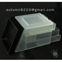 China BO (23) small acrylic display boxes wholesale