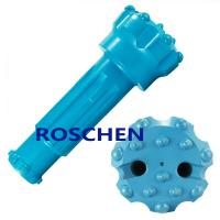 China COP 32 90mm Button Bits , Cop32-90mm DTH Hammer Button Bit For Rock Drilling wholesale
