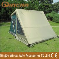 China 150D oxford fabric Tent and Awning green 2.5m × 2m for camping wholesale