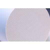 China Exhaust Gas Purifier , Diesel honeycomb ceramic filter For Car , motorcycle wholesale
