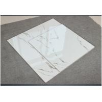 China Antique Square Marble Stone Tile / Polished Marble Tiles Bathroom wholesale