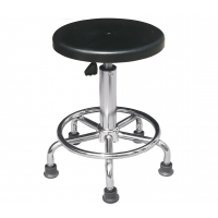 China 10e8 Surface Resistance 132cm Height Anti Static ESD Stools wholesale