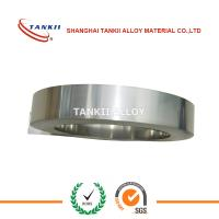 Quality 72x0.5mm 140x0.5mm Nichrome Resistance Heating Alloy Ni80cr20 Wire / Strip MWS for sale