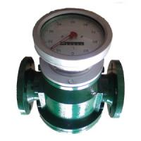 China Oval Gear Flow Meter For Fuel Oil With LCD Display wholesale