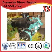 China Dongfeng Cummins 6LTAA8.9-G2 diesel engine for sale wholesale