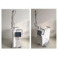 China 10600nm CO2 Fractional Laser Machine For Skin Resurfacing Scar Removal wholesale