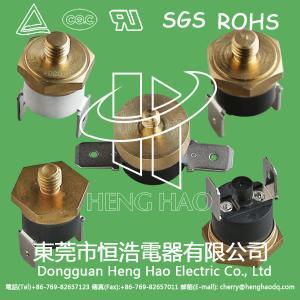 KSD301 auto  reset thermostat,KSD301 temperature cutout switch