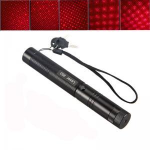 China Light Burning Match Long Range Ray Beam Laser Pointer 650nm Adjustable Focus Lase Pen wholesale
