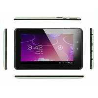 China 7 inch Dual Camera Android 4.0 Unlocked Android Smartphones 3G SIM Card Slot WCDMA 2100MHz on sale
