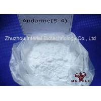 China Selective Androgen Receptor Modulators Gtx 007 / S4 SARMS Muscle Building CAS 401900-40-1 wholesale