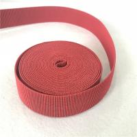 China 4cm Width Lawn Furniture Repair Webbing Different Color Accepted Big Tension And Durable wholesale