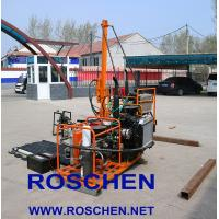 China Portable Drilling Rig Equipment , Borehole Drilling Rig For Wireline Diamond Core Drilling wholesale