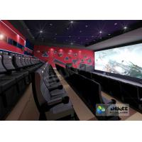 China Technological 4D Cinema System wholesale