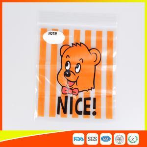 China Custom Printed Ziplock Bags Biodegradable Plastic Storage Bags wholesale