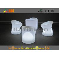 China Professional Modern LED Bar Stools For Events 52cm X 52cm X H 65cm Size wholesale