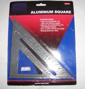 China Aluminum Square wholesale