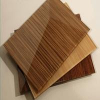 Buy cheap Translucent Annealed PVB Laminated Glass High End Brown Insulated Window Applied from wholesalers