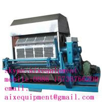 China fully automatic egg tray moulding machine on sale