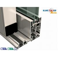 Buy cheap AA6061 T6 Aluminium Extruded Profile Powder Coated For Doors from wholesalers