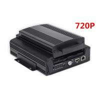 Quality 720P 2TB Hard Disk AHD Mobile DVR With GPS WIFI Support Real Time Monitoring for sale