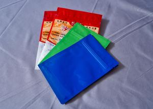 China 0.05mm LDPE Resealable Poly Bags For Promoting wholesale