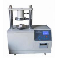 China Touch Screen Tensile Strength Testing Machine Digital Ring Crush Tester For Paper Test wholesale