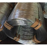 China 570 - 800 MPa High Strength Iron Binding Wire , Q195 Hot Dipped Galvanized Wire wholesale