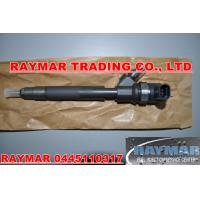 China BOSCH common rail injector 0445110317 for NISSAN Paladin 2.5D wholesale