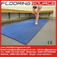 China PVC Tubular Matting Anti-skid Bathroom Mat Locker Room Mat Changing Room Mat non slip floor mats non slip floor covering wholesale