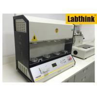 China Professional Flex Durability Tester For Laminated Films 440°/ 400° Flex Angle wholesale