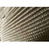 China Monel Titanium Nickel Wire Mesh Demister Outstanding Chemical Stability wholesale