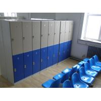 China 2000 * 933 * 470mm Changing Room Lockers 3 Comparts 3 Column For Employee wholesale